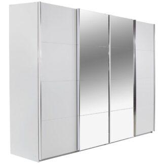 Möbelix Skříň S Posuvnými Dveřmi Bensheim 361x230cm