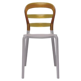 Möbelix Židle Lina Žltá