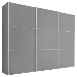 Möbelix Skříň S Pos. Dveřmi.(hor.ved.) Includo Glas 298 Cm