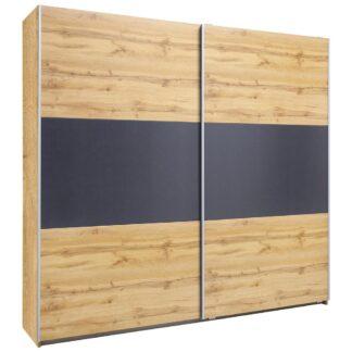 Möbelix Skříň S Posuvnými Dveřmi Landeck Extra