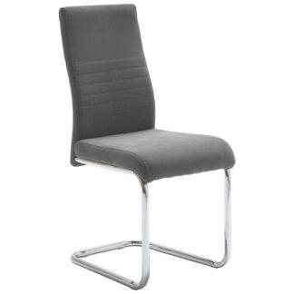 XXXLutz Houpací Židle Šedá Carryhome