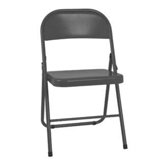 XXXLutz Skládací Židle Černá
