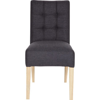 XXXLutz Židle Antracitová Barvy Dubu Ambia Home