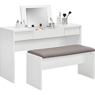 XXXLutz Kosmetický Stůl Bílá Carryhome