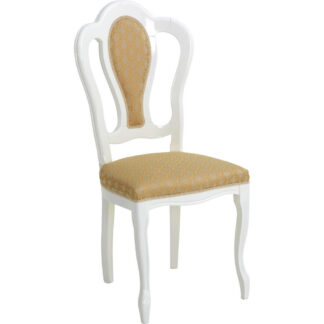 XXXLutz Židle Bílá Barvy Zlata Cantus