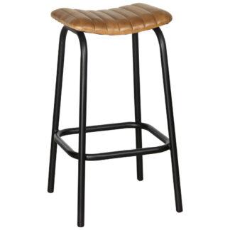 XXXLutz Barová Židle Hnědá Černá
