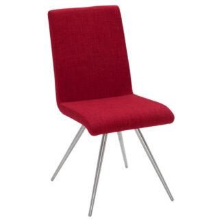 XXXLutz Židle Červená Dieter Knoll