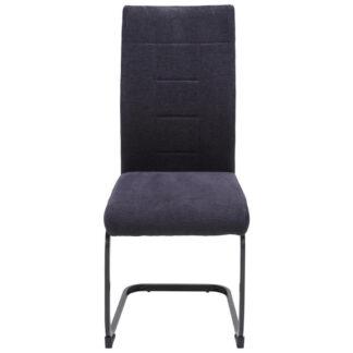 XXXLutz Pohupovací Židle Antracitová Černá Carryhome