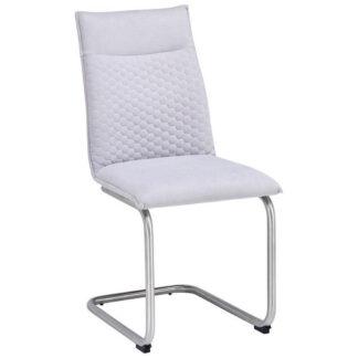 XXXLutz Pohupovací Židle Světle Šedá Xora