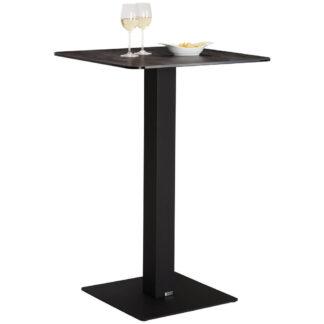 XXXLutz Barový Stůl Černá Novel