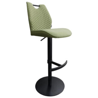 XXXLutz Barová Židle Zelená Černá Novel