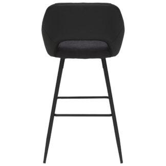 XXXLutz Barová Židle Antracitová Černá Carryhome