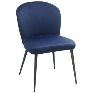 XXXLutz Židle Modrá Lomoco
