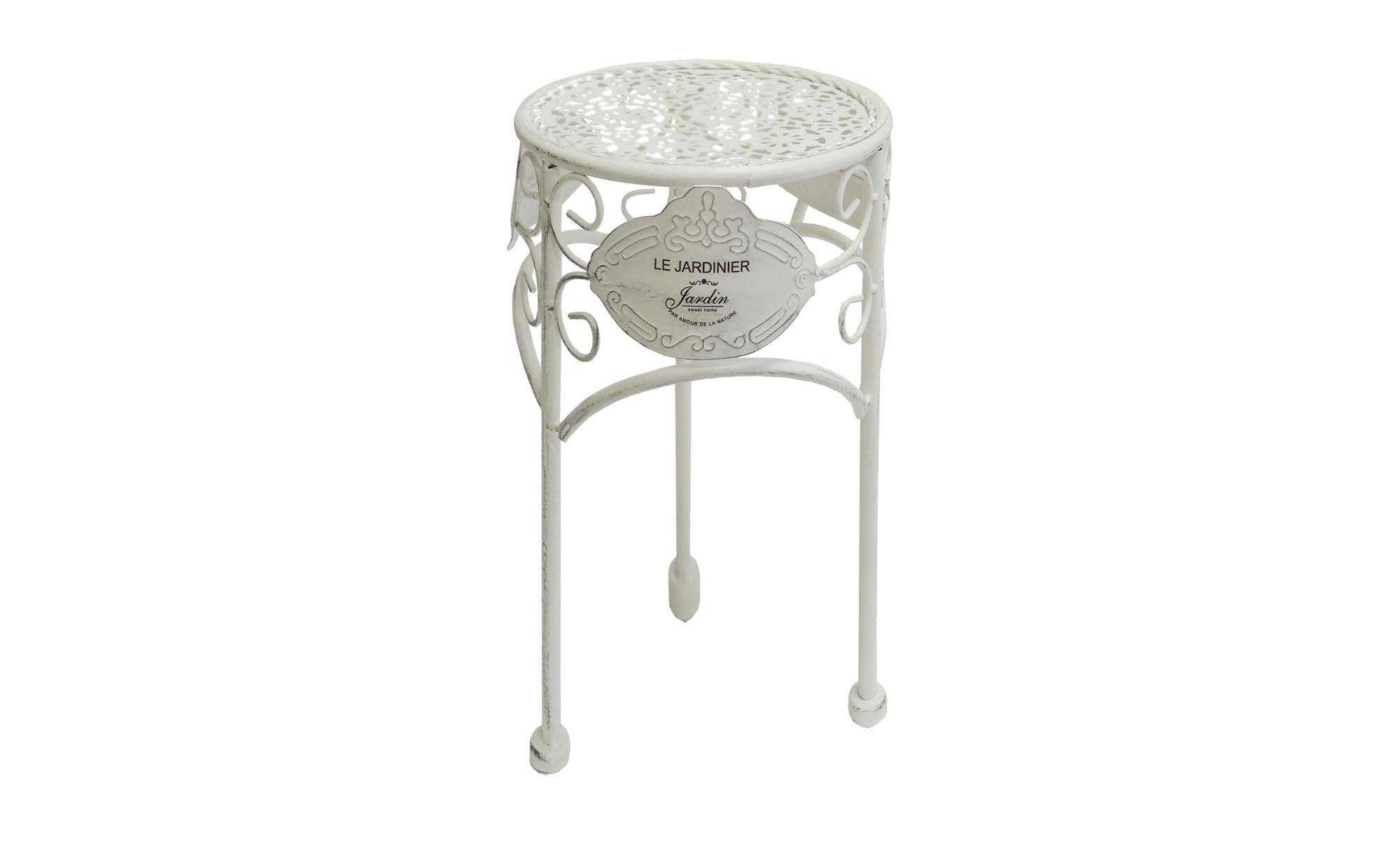 Sconto Zahradní stolek JARDINE III