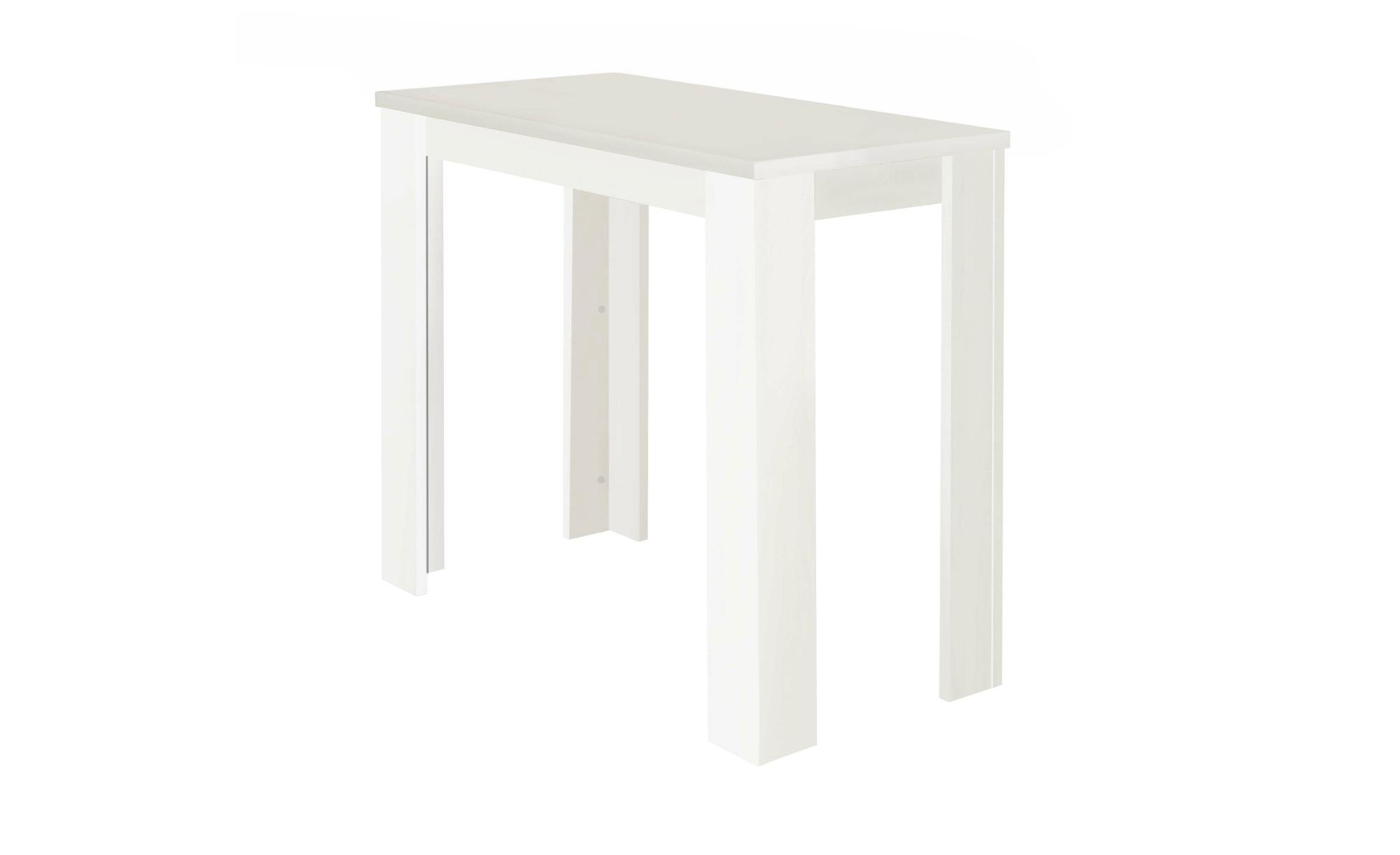Sconto Barový stůl BAR SAG 120