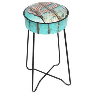 Möbelix Barová Židle Summer Tropical