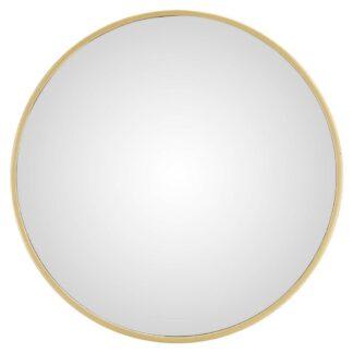 Möbelix Nástěnné Zrcadlo Konkav 30 Cm