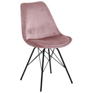 Möbelix Jídelní Židle Eris Starorůžová