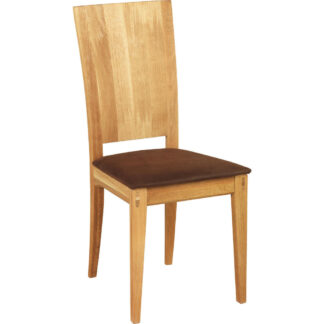 XXXLutz Židle Hnědá Barvy Dubu Linea Natura