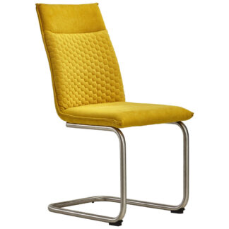 XXXLutz Pohupovací Židle Žlutá Xora