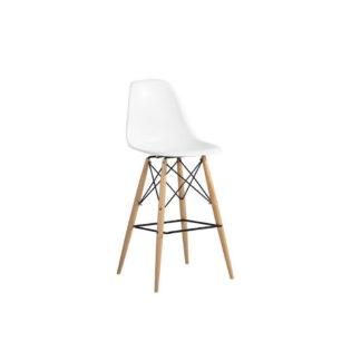 XXXLutz Barová Židle Bílá Ambia Home