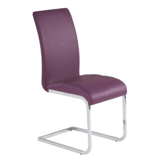 XXXLutz Pohupovací Židle Fialová Boxxx