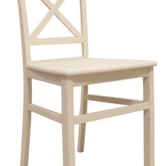 Asko Jídelní židle Atik, vanilka patina