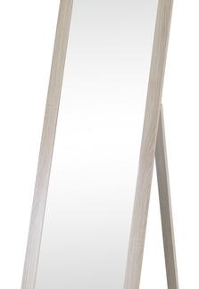 Asko Stojací zrcadlo Emilia-dub, 40x160 cm