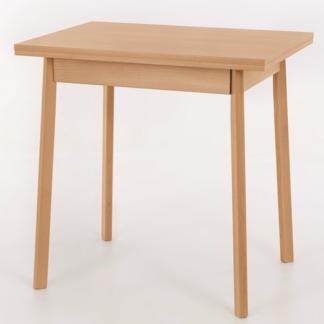 Asko Jídelní stůl Trier II 75x55 cm, buk, rozkládací
