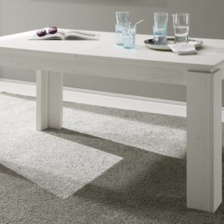 Asko Jídelní stůl Universal 160x90 cm, bělená pinie