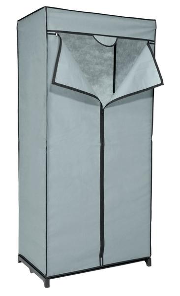 Asko Látková skříň Revow 8052, šedá