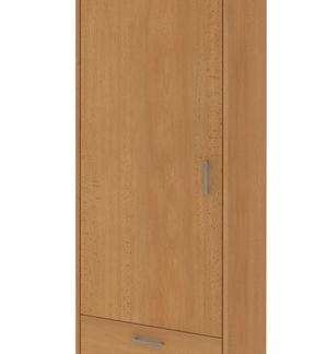 Asko Úzká skříň se zásuvkami Mega 14, buk