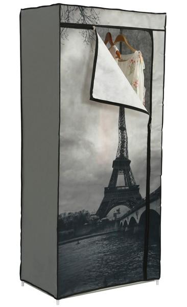 Asko Látková skříň Eiffel