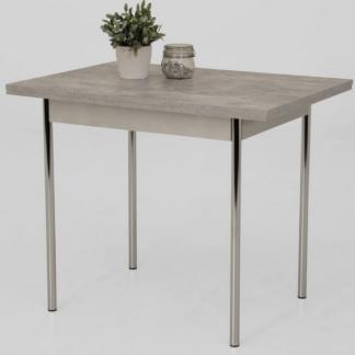 Asko Jídelní stůl Bonn I 90x65 cm, beton