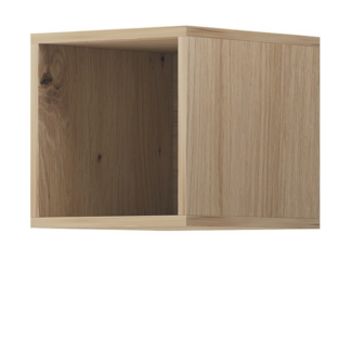 Asko Nástěnná přihrádka Enjoy, dub artisan, 30 cm