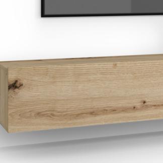 Asko Nástěnná skříňka Enjoy, dub artisan, 90 cm