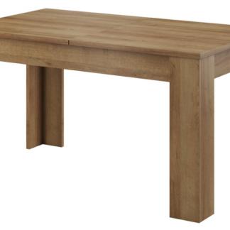 Asko Jídelní stůl Sky 140x80 cm, dub riviera, rozkládací
