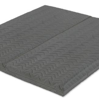 Asko Dvojitá rozkládací matrace Duo Flexible Grey 80x200 cm - 160x200 cm