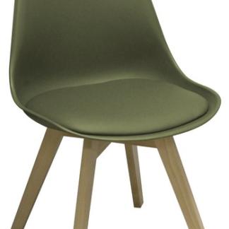 Asko Jídelní židle Larsson, zelená