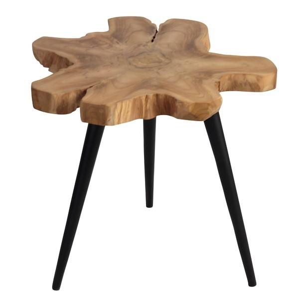 Asko Odkládací stolek Manolo, teakové dřevo