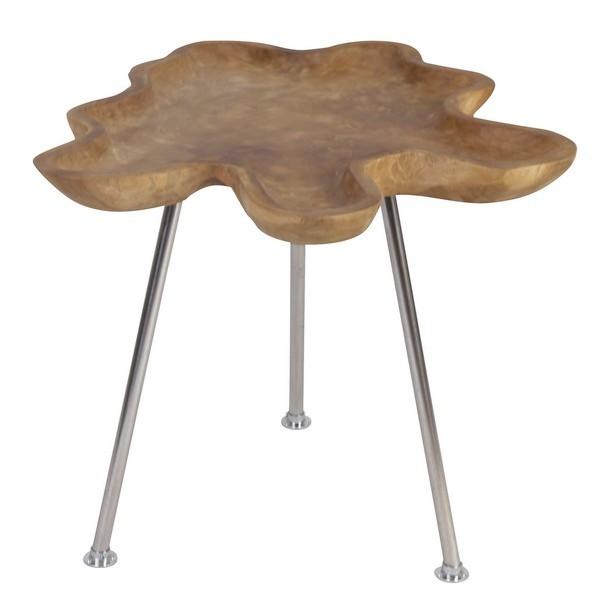 Asko Odkládací stolek Butuan, teakové dřevo