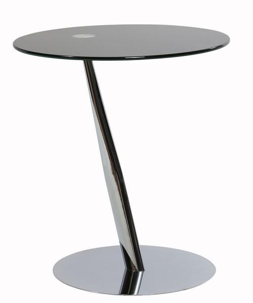 Asko Kulatý odkládací stolek Ricky