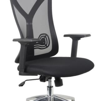 Asko Kancelářské křeslo Airmax, černé