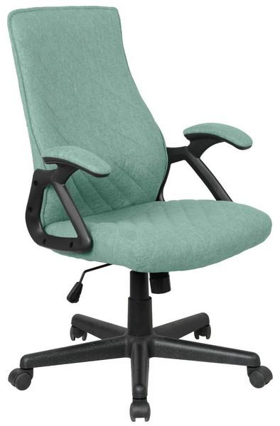 Asko Kancelářská židle Lineus, mentolová tkanina