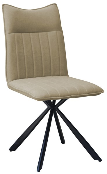 Asko Jídelní židle Hollywood, béžové cappuccino látka