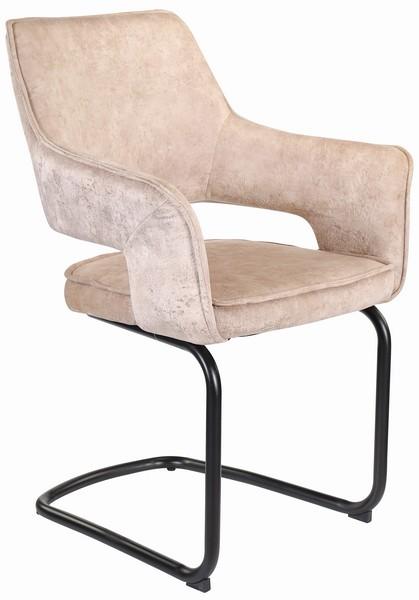 Asko Jídelní židle Hudson, béžová látka