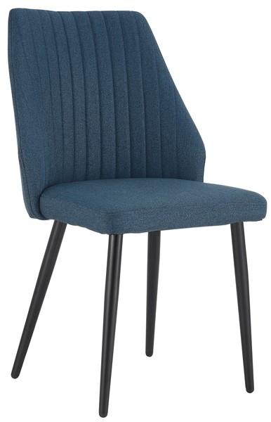 Asko Jídelní židle Vicenza, tmavě modrá látka