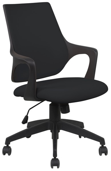 Asko Kancelárská židle Marika, černá látka