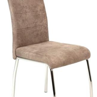 Asko Jídelní židle Susi, béžová vintage látka